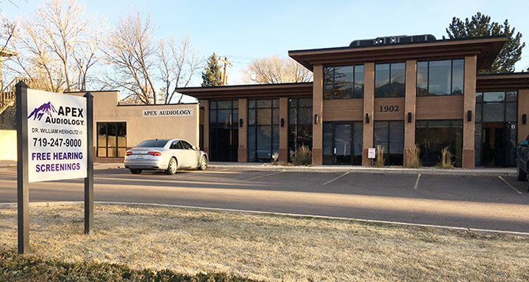 Appex audiology office in colorado
