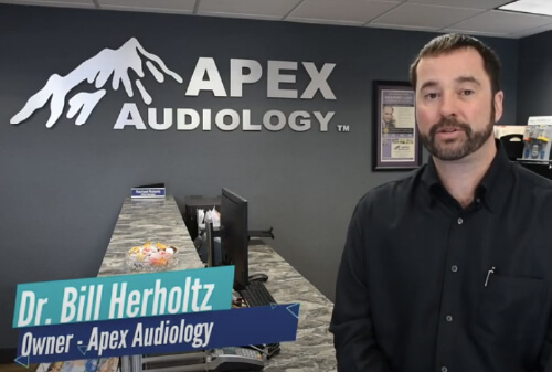 Apex audiology video cover